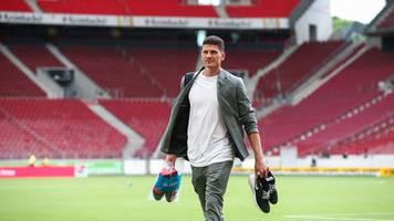 vfl wolfsburg - gomez lobt ex-kollegen van bommel: ein geborener trainer