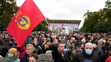 Parlamentswahl - Russland: Kommunisten klagen gegen Resultate von Online-Wahl