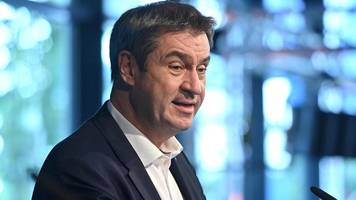 Bundestagswahl 2021   Gerangel um Fraktionsvorsitz: Söder widerspricht Laschet
