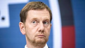 Bundestagswahl 2021 | Kretschmer: Union kann nicht von Regierungsauftrag sprechen