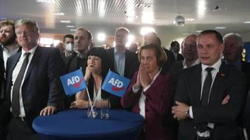 AfD-Wahlergebnis im Bund: Total fatal