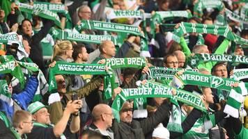 2. Liga - Volles Stadion erlaubt: Werder rechnet nicht mit 42.000 Fans