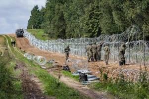 Grenze zu Belarus: Polen will Ausnahmezustand verlängern