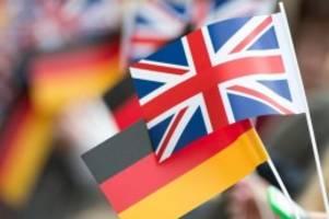 Europäische Union: Deutschland bekommt rund 647 Millionen Euro Brexit-Hilfe