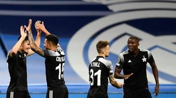Champions League: Sheriff Tiraspol schockt Rekordchampion Real Madrid