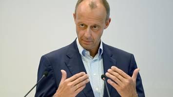 bundestagswahl 2021 - neue kandidatur von merz bei wahl zum cdu-chef?