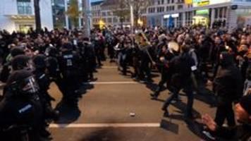 verfassungsschutz: deutlich mehr rechtsextremisten in sachsen