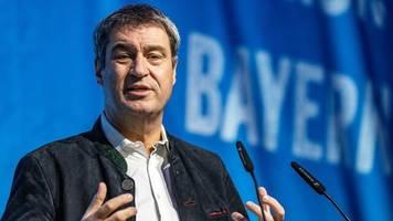 bundestagswahl 2021: söder macht laschet für niederlage verantwortlich