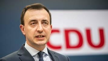 bundestagswahl 2021: ziemiak will niederlage der union aufarbeiten