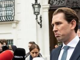 bündnis wird fortgesetzt: kurz-rücktritt beendet Österreichs regierungskrise
