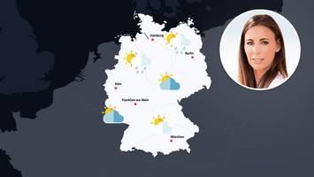 wetter in deutschland: hier bringt ein tiefdruckgebiet jetzt schnee