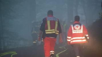 unfall: zwei tote bei absturz eines kleinflugzeugs im siebengebirge