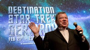 PR-Coup: Jeff Bezos schickt Captain Kirk ins All