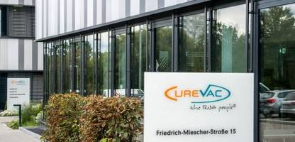 Curevac stoppt ersten Corona-Impfstoffkandidaten