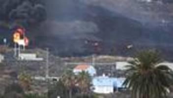 Vulkanausbruch auf La Palma: Neuer Lavastrom bedroht Wohnviertel