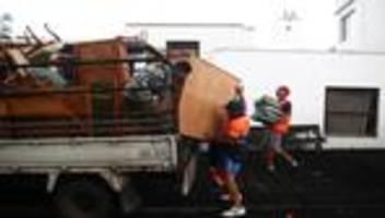 Vulkanausbruch auf La Palma: Weitere Anwohner müssen ihre Häuser verlassen