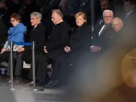 Stehen tief in ihrer Schuld: Steinmeier würdigt Afghanistan-Soldaten