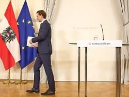 System muss ein Ende haben: Kurz und der ÖVP steht U-Ausschuss bevor