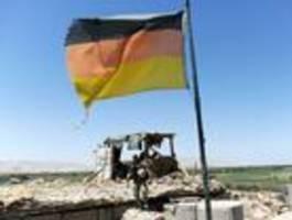 Politiker würdigen Einsatz der Bundeswehr in Afghanistan