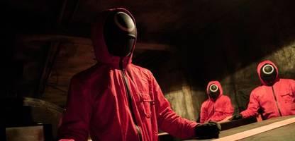 »Squid Game« ist die erfolgreichste Netflix-Serie: Hype um die Hölle
