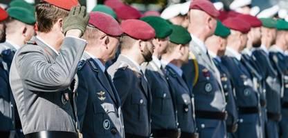 Annegret Kramp-Karrenbauer würdigt Bundeswehr-Einsatz in Afghanistan