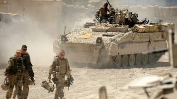 Konflikte: Politik würdigt Einsatz der Bundeswehr in Afghanistan