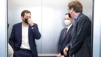 Nach der Bundestagswahl: Ampel-Sondierungen steuern auf erste Gabelung zu