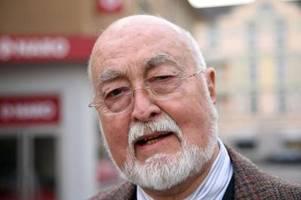 Dr. Dressler aus der Lindenstraße - Ludwig Haas ist tot