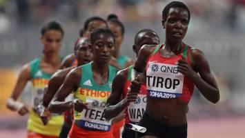 sie wurde 25 jahre alt - kenias leichtathletik-verband: olympia-vierte agnes tirop tot aufgefunden