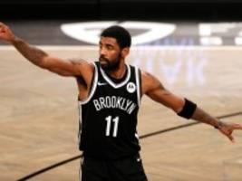 NBA-Profi Kyrie Irving: Raus, weil er nicht geimpft ist