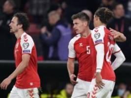 WM-Qualifikation: Dänemark fährt zur WM - Ausschreitungen in Wembley