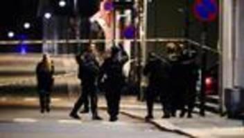 Norwegen: Bogenschütze tötet fünf Menschen in Kongsberg