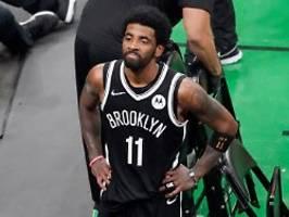 Irving vom Team ausgeschlossen: NBA-Impfgegner pocht auf mein Leben