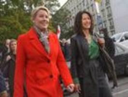 SPD, Grüne und Linke in Berlin auf dem Weg in eine neue Koalition