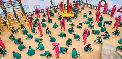 Abu Dhabi: Netflix-Show »Squid Game« gibt es jetzt in echt