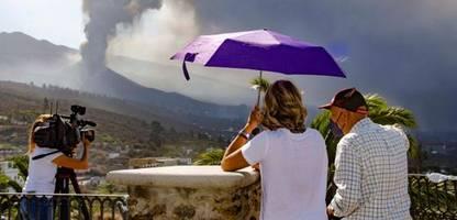 La Palma - ein Deutscher auf der Insel berichtet: »Man kann nicht schlafen, die Scheiben zittern«