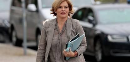 Mecklenburg-Vorpommern: Julia Klöckner (CDU) ist »fassungslos« über die SPD