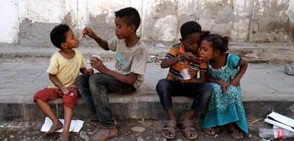 Welthunger-Index 2021: »Kinder nehmen Drogen, weil sie Hunger haben«