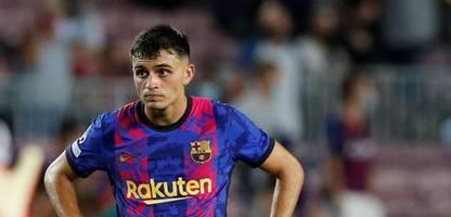 FC Barcelona ruft für Jungstar Pedri 1.000.000.000 Euro Ablösesumme auf