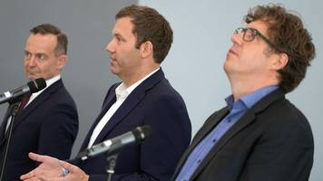 Koalitionsverhandlungen: Generalsekretäre setzen Ampel-Sondierungen fort