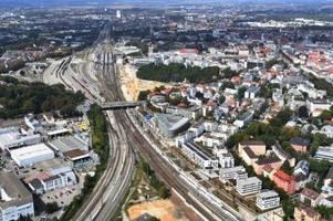 Schwarz-Grün will Gögginger Brücke und Augsburger Hauptbahnhof verbinden