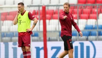 """FCB-Trainer im Interview - Nagelsmann offenbart Zweifel an Süle - Verbleib """"hängt auch von Marktsituation ab"""""""