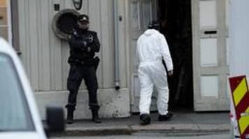 Norwegen: Verdächtiger schon zuvor im Fokus der Polizei