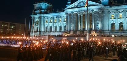 großer zapfenstreich der bundeswehr: historiker michael wolffsohn über militärische zeremonien