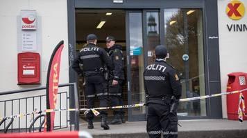 kongsberg-attentat: tatverdächtiger unzurechnungsfähig?