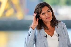 anne hidalgo führt die französischen sozialisten in den wahlkampf