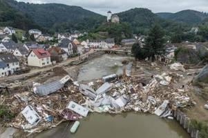 nach flutkatastrophe: vermisste frau aus ahrtal tot in rotterdam geborgen