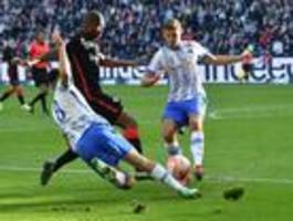 Hertha BSC siegt in Frankfurt mit 2:1