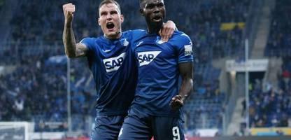 Fußball-Bundesliga: 1. FC Köln verliert deutlich bei der TSG Hoffenheim