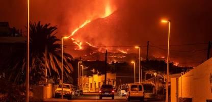 La Palma: Deutsches Paar zieht sich nach Vulkanausbruch auf kleines Boot zurück